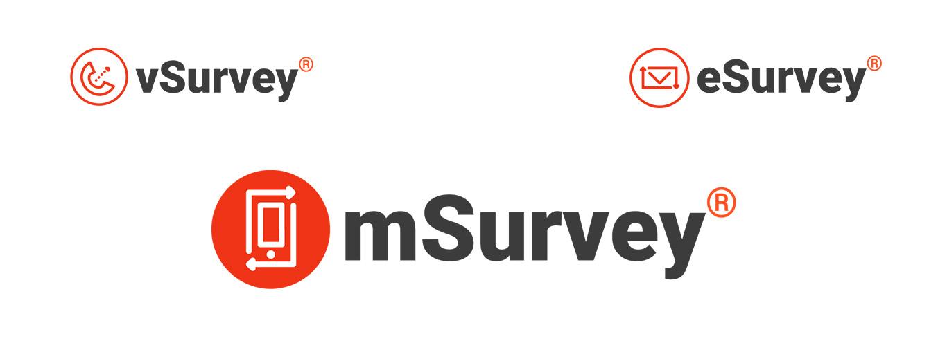 3 VirtuaTell survey logos